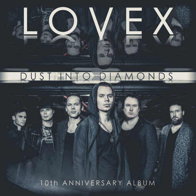 Dust into Diamonds - 10th Anniversary Album